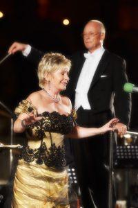 Marcela serno et Uwe Theimer
